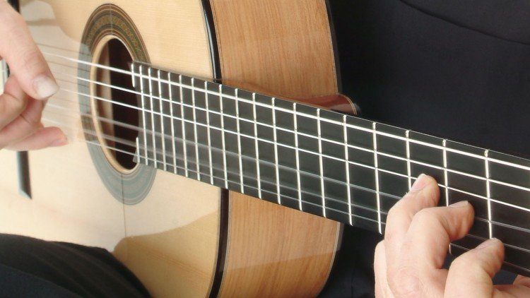 Flamenco Guitar TUTORiAL | Images From Magesy® R Evolution™