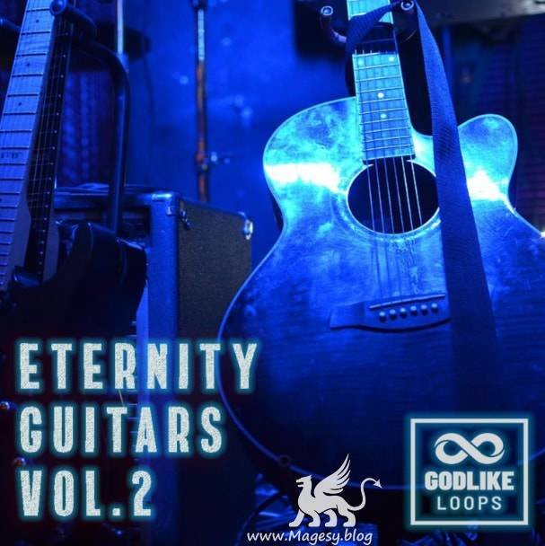 Eternity Guitars Vol.2 WAV | Images From Magesy® R Evolution™