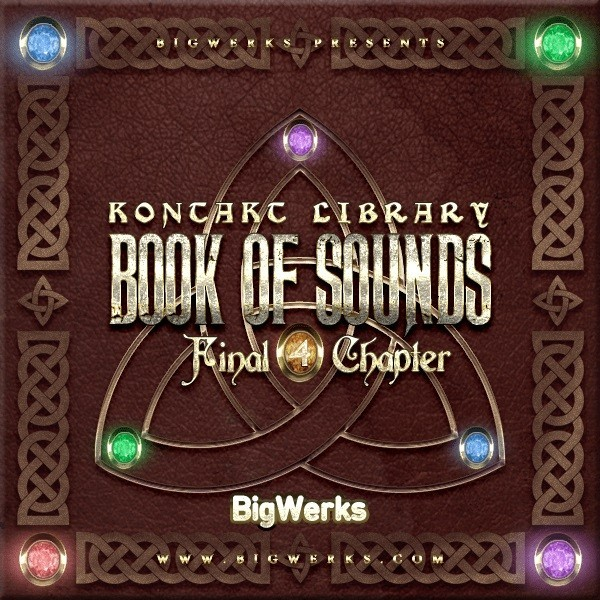Book of Sounds IV KONTAKT DECiBEL | Images From Magesy® R Evolution™