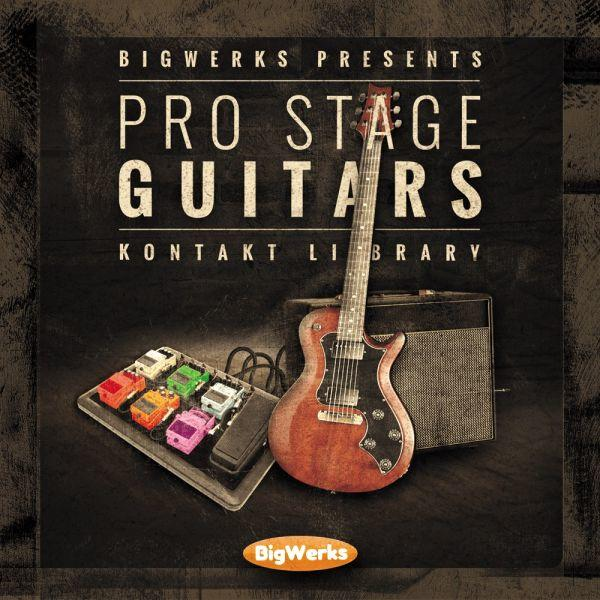 ProStage Guitars KONTAKT | Images From Magesy® R Evolution™