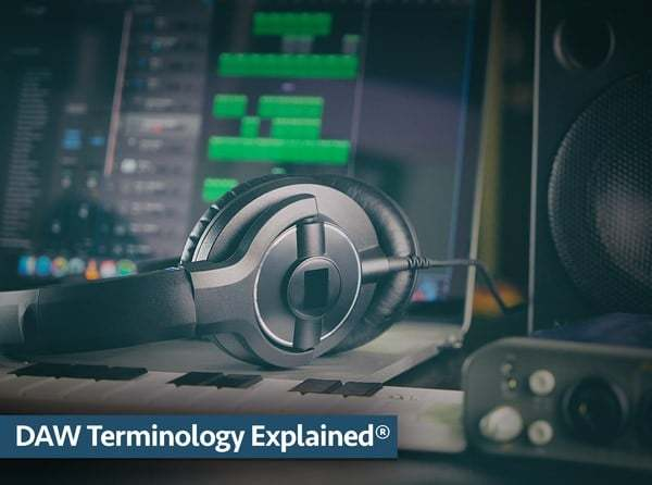 DAW Terminology Explained TUTORiAL SYNTHiC4TE | Images From Magesy® R Evolution™