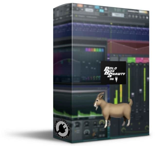 GOAT Drum Kit WAV MiDi SF2 FST   Images From Magesy® R Evolution™
