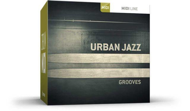 Urban Jazz Grooves MiDi MAC   Images From Magesy® R Evolution™