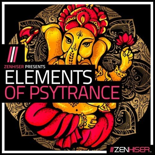 Elements Of Psytrance WAV | Images From Magesy® R Evolution™