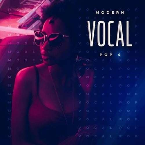 Modern Vocal Pop 4 WAV MiDi | Images From Magesy® R Evolution™