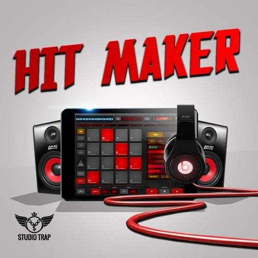 Hit Maker WAV MiDi AiFF | Images From Magesy® R Evolution™