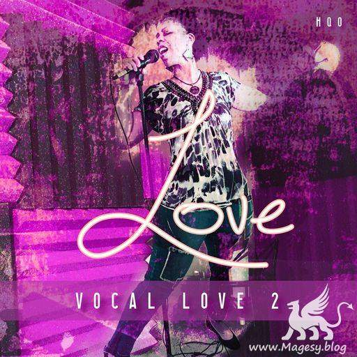 VOCAL LOVE 2 WAV | Images From Magesy® R Evolution™