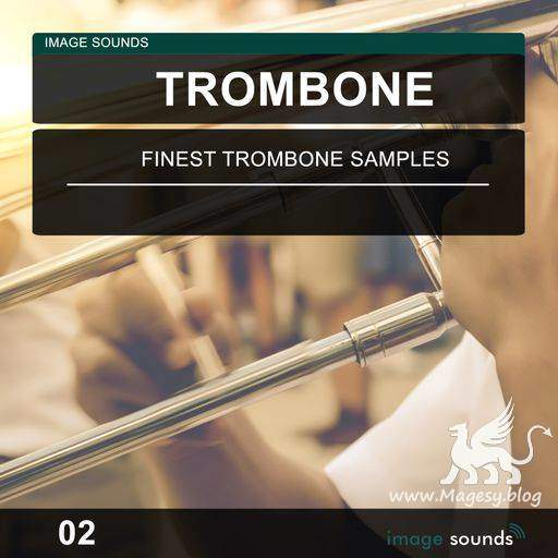 Trombone 02 WAV | Images From Magesy® R Evolution™
