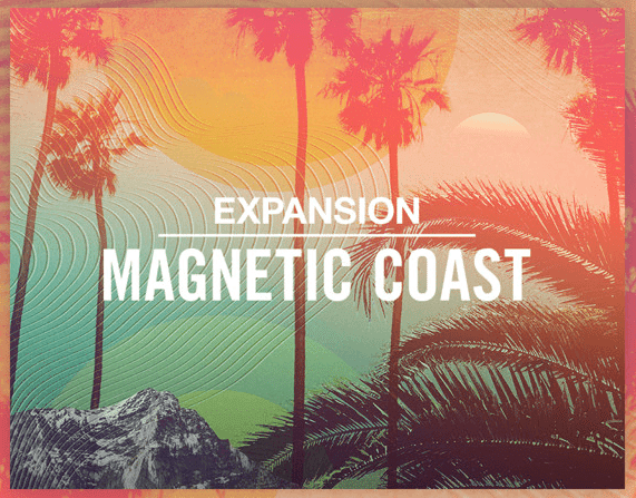 Magnetic Coast v1.0.0 EXPANSiON DVDR DECiBEL | Images From Magesy® R Evolution™