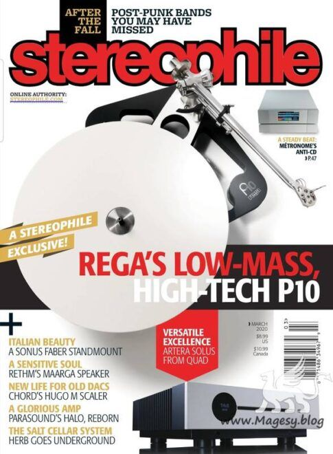 Stereophile March 2020 | Images From Magesy® R Evolution™