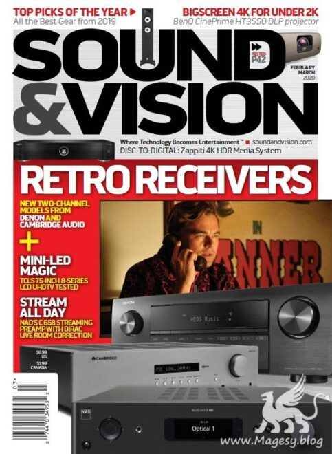 Sound And Vision February 2020 | Images From Magesy® R Evolution™