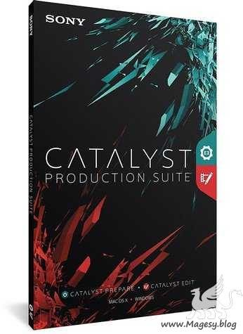 Catalyst Production Suite 2020.1 WiN
