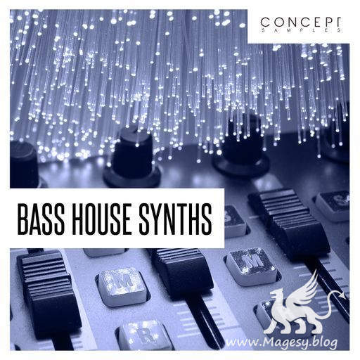 Bass House Synths WAV | Images From Magesy® R Evolution™