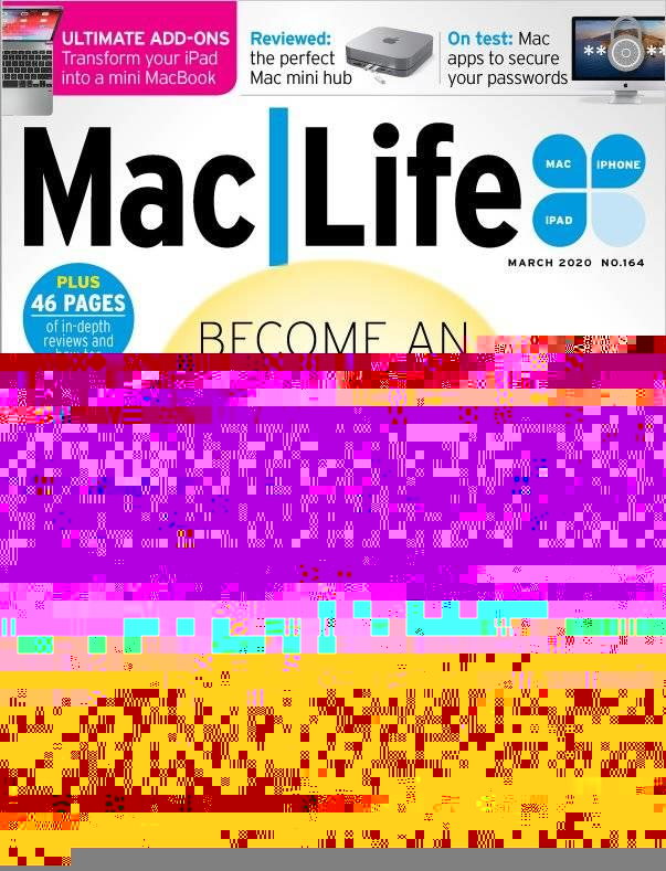 MacLife UK Issue 164 March 2020 | Images From Magesy® R Evolution™