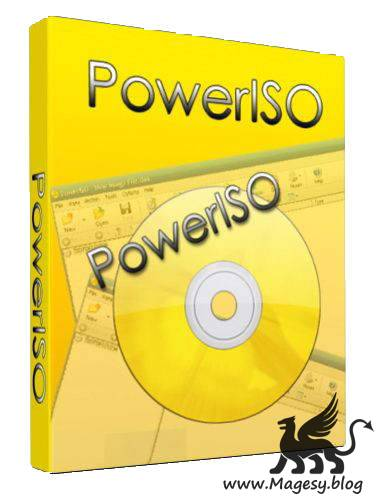 PowerISO v7.7 WiN