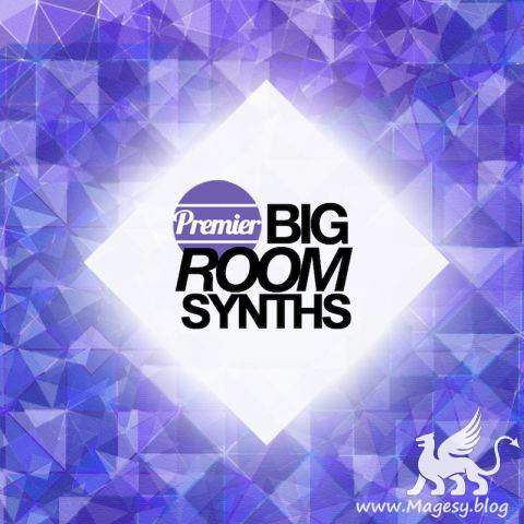 Premier Big Room Synths WAV MiDi | Images From Magesy® R Evolution™