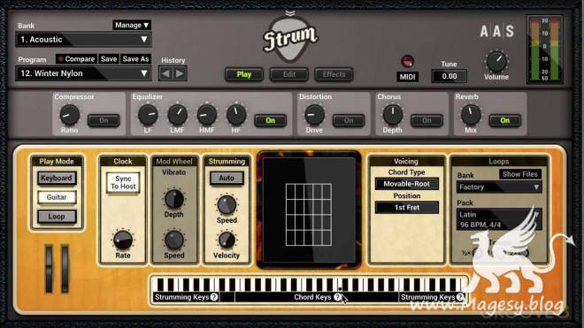 Strum GS-2 AAX AU VST VSTi RTAS WiN MAC-AiR