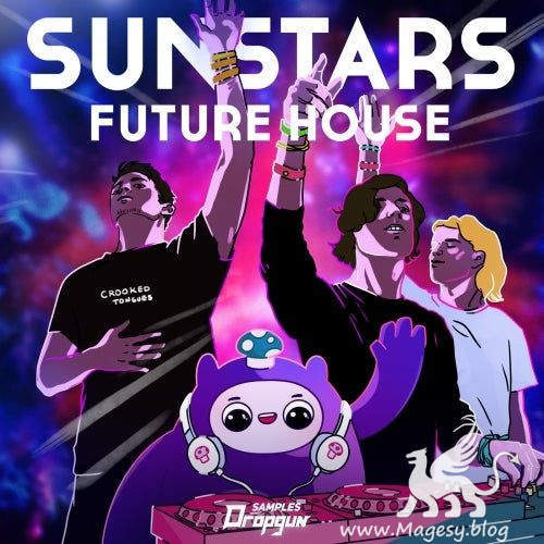 Sunstars Future House WAV STRiKE | Images From Magesy® R Evolution™
