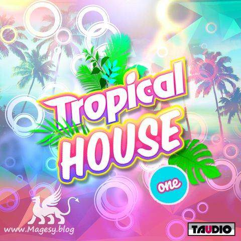 Tropical House Vol.1 WAV | Images From Magesy® R Evolution™