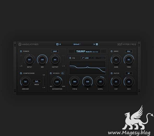 Thump v1.0.2 AU VST VST3 x86 x64 WiN MAC