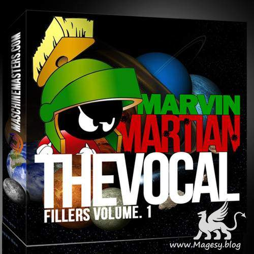 The Vocal Fillers Vol.1 2 WAV MASCHiNE | Images From Magesy® R Evolution™