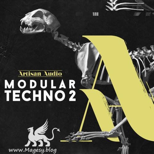 Modular Techno 2 WAV FANTASTiC | Images From Magesy® R Evolution™
