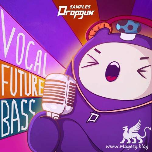 Vocal Future Bass WAV | Images From Magesy® R Evolution™