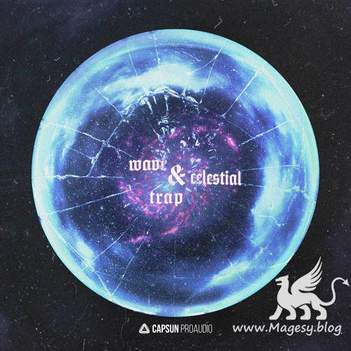 Wave And Celestial Trap WAV STRiKE | Images From Magesy® R Evolution™