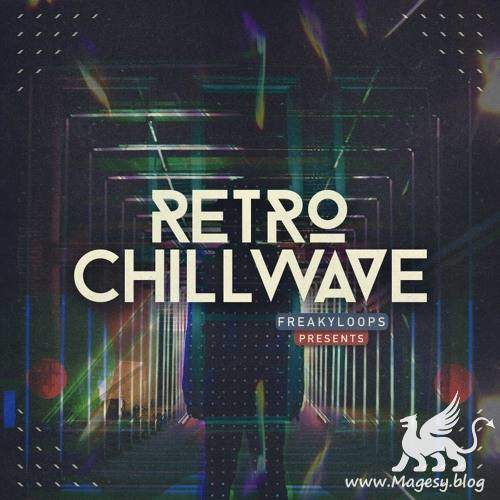 Retro Chillwave WAV | Images From Magesy® R Evolution™