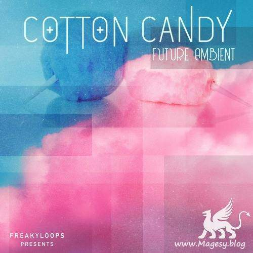 Cotton Candy: Future Ambient WAV | Images From Magesy® R Evolution™