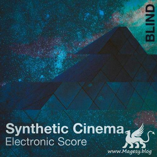 Synthetic Cinema: Electronic Score WAV | Images From Magesy® R Evolution™