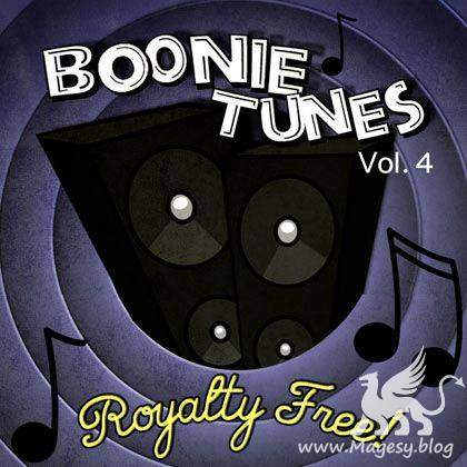 Boonie Tunes Vol.4 WAV | Images From Magesy® R Evolution™