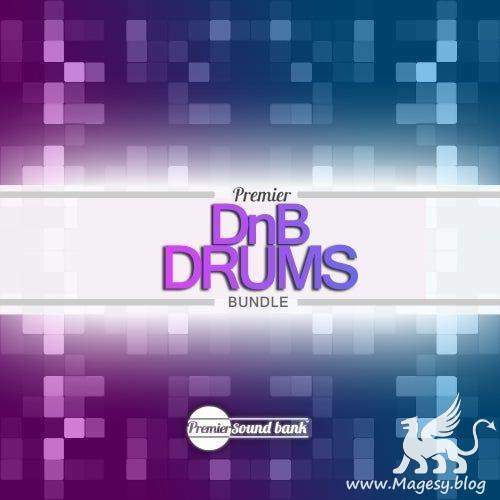 Premier DnB Drums Bundle WAV | Images From Magesy® R Evolution™