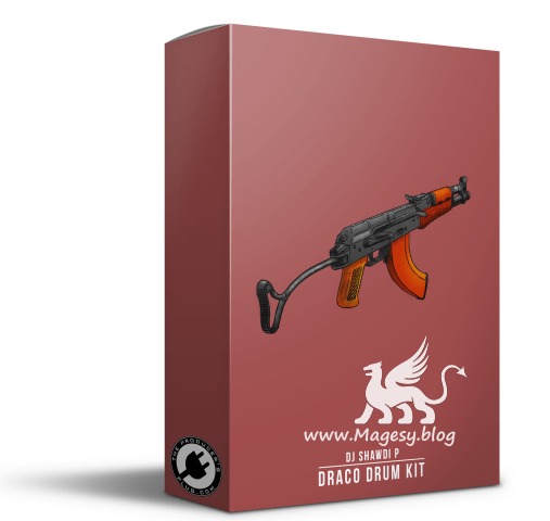The Draco Drum Kit WAV | Images From Magesy® R Evolution™