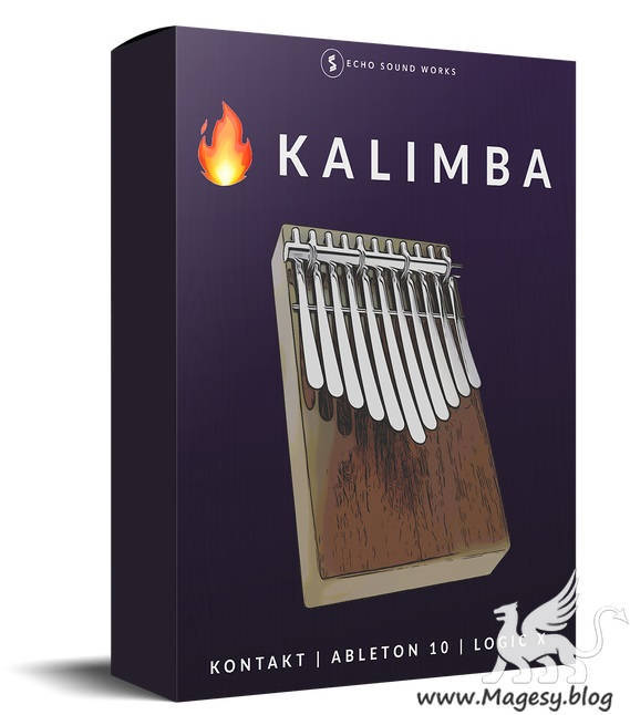 Kalimba v1.1 MULTiFORMAT FREE | Images From Magesy® R Evolution™