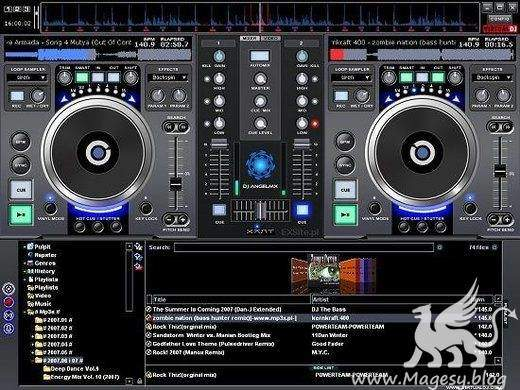Virtual DJ And Karaoke Studio v8.1.2 WiN