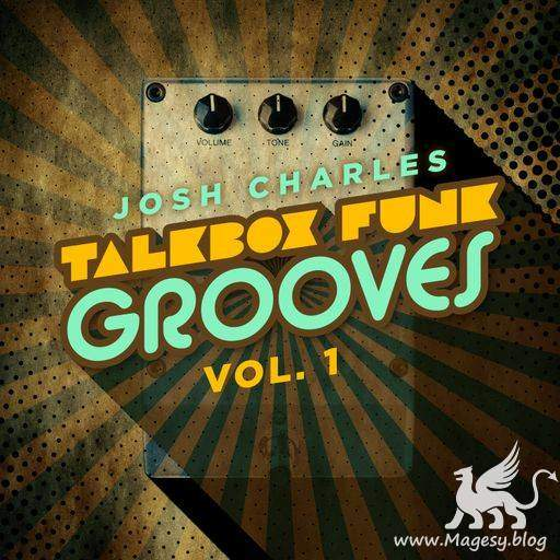 🔊Talkbox Funk Grooves Vol.1 WAV | Images From Magesy® R Evolution™