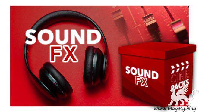 Sound FX WAV | Images From Magesy® R Evolution™