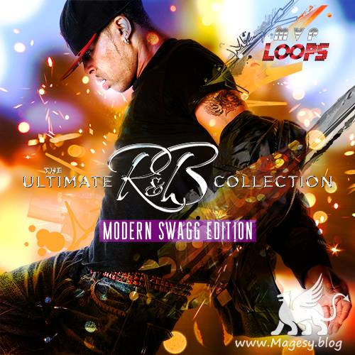 The Ultimate RnB Collection Modern Swagg Edition MULTiFORMAT DVDR-DiNAMYCS