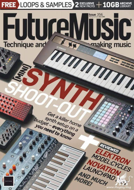 Future Music 356 May 2020 DVD CONTENT