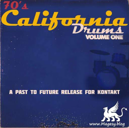 70s California Drums Vol.1 KONTAKT
