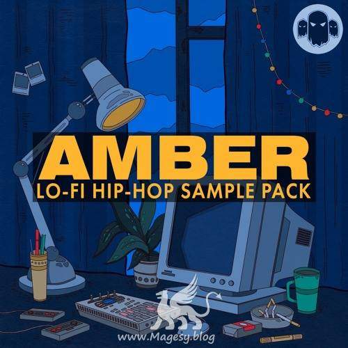 Amber WAV Lo-Fi Hip Hop Sample Pack