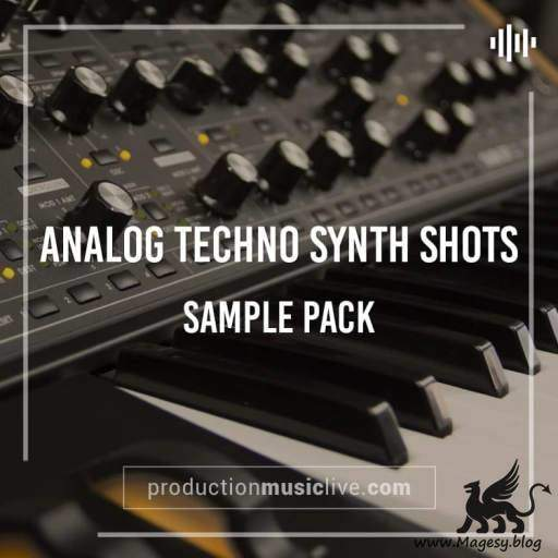 Analog Techno Synth Shots WAV