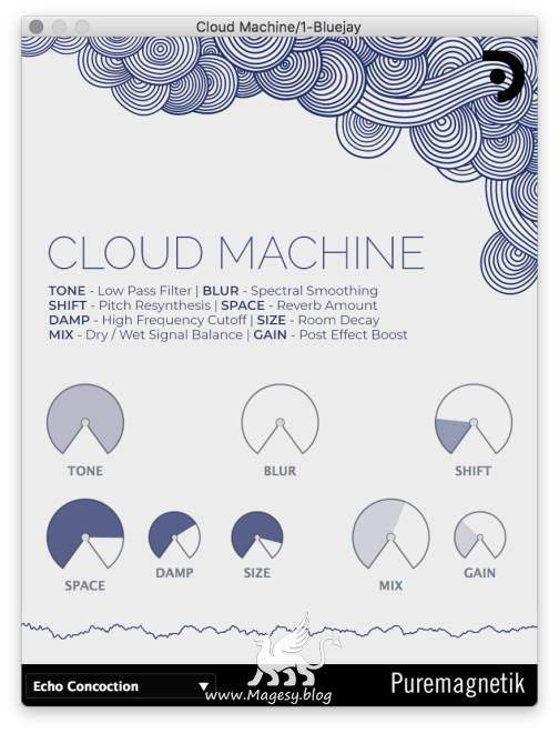 Cloud Machine AU VST x64 WiN MAC RETAiL-DECiBEL