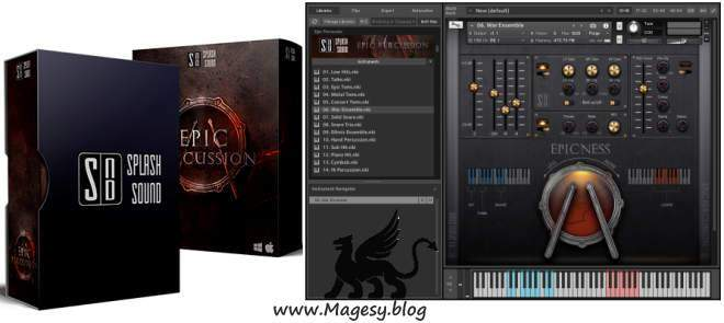 Epic Percussion v1.1 KONTAKT