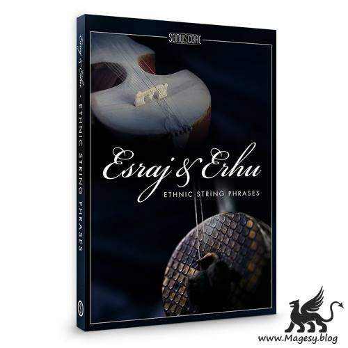 Ethnic String Phrases KONTAKT
