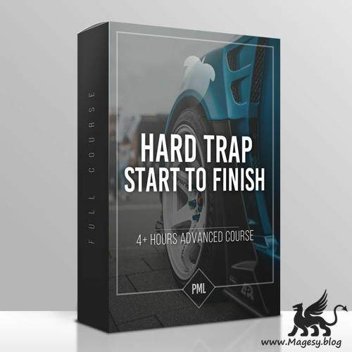 FL Studio Hard Trap From Start To Finish Course