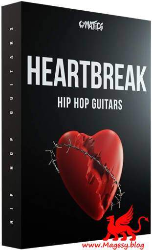HEARTBREAK Hip Hop Guitars