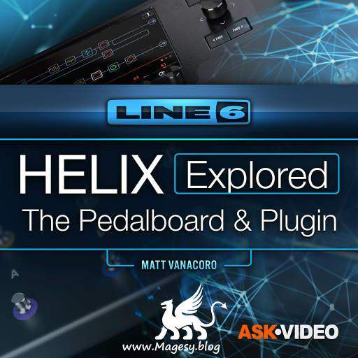 Helix Explored The Pedalboard and Plugin TUTORiAL
