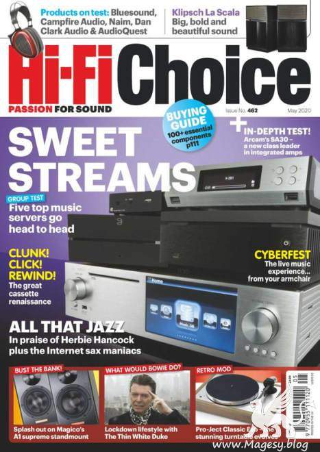 Hi-Fi Choice May 2020
